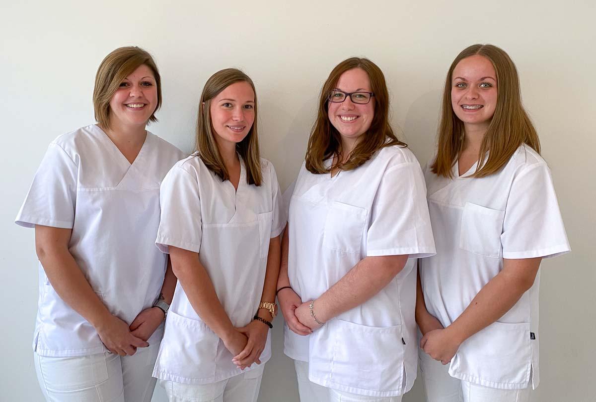 Cabinet d'Orthodontie Blanchard - L'équipe - Nos assistantes